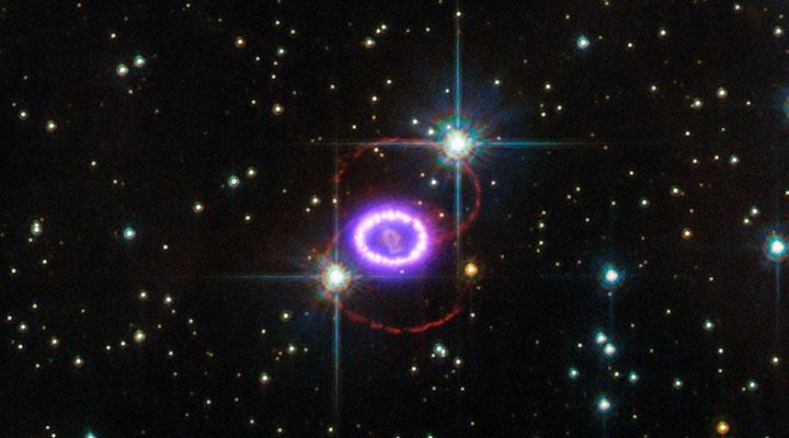 Neutrinos - la partícula pequeña que explica misterios astrofísicos